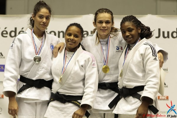 Championnat de france juniors 2015